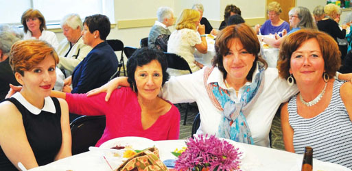 Charlestown Schoolgirls Association's Reunion
